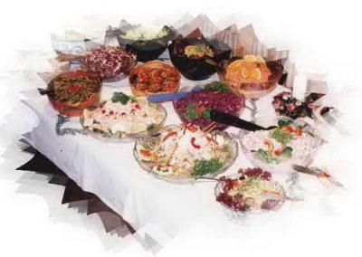 Salatbueffet
